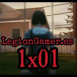 Legión Gamer España 1x01 oficial