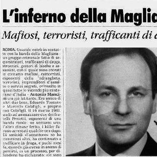 Sequestro Grazioli. Trattative telefoniche con la Banda della Magliana