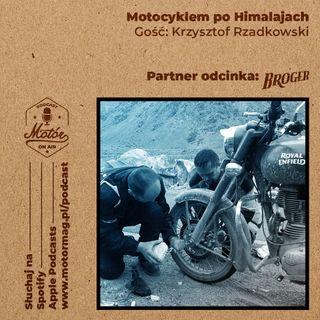 Motocyklem po Himalajach – Krzysztof Rzadkowiski, Brogermoto.com