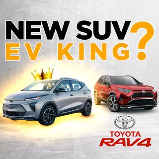 25. Which Electric SUV Can Dethrone The Toyota RAV4?