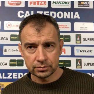 """Verona: Nikola Grbic, """"Modena avversario di livello. La nostra consapevolezza però è aumentata"""""""