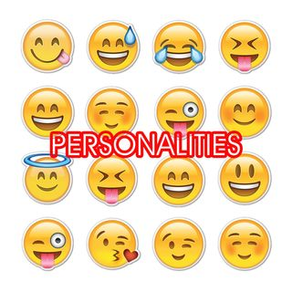 Personalities:: Part 25