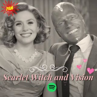 Scarlet Witch & Vision T2021