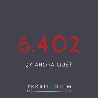 6402. y ¿ahora qué?