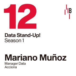 Mariano Muñoz · Master Data  · Acciona