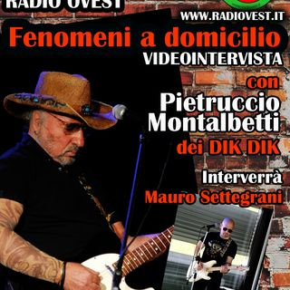 Videointervista con Pietruccio Montalbetti dei Dik Dik
