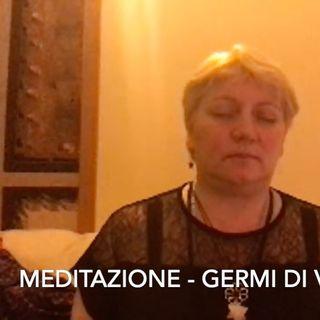 GERME DI VITA con STELLIUM e KATIA GAZZERRO: Meditazione per innalzare le vibrazioni del 03 03 2020