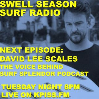 Ep 43: Surf Splendor's David Lee Scales  & The Art of Surf Podcasting