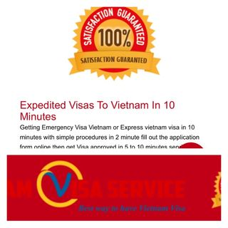 Travel Tip: Don't Use This Vietnam Visa Agency!