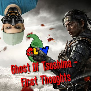 Ghost Of Tsushima - First Thoughts