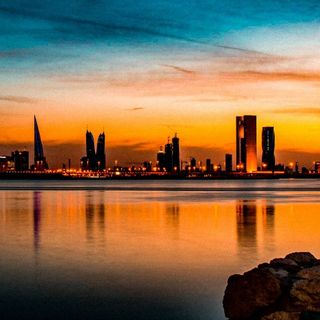 Storia del Bahrain