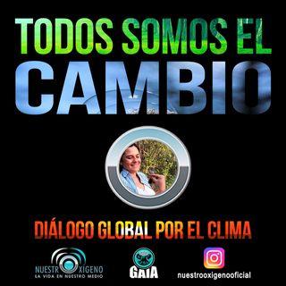 NUESTRO OXÍGENO Diálogo global por el clima - Dra. Juanita Aldana