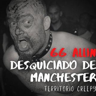 GG Allin - El desquiciado de Manchester