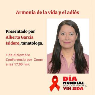Día Mundial del SIDA - Armonía de la vida y el adiós