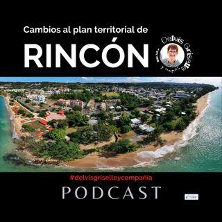 Plan territorial de Rincón podcast