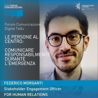 Digital Talk | Le Persone Al Centro | Forum Comunicazione 2020