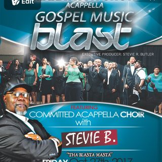 (Episode 9) - Stevie B's Acappella Gospel Music Blast