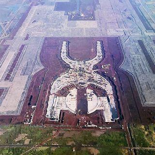 Finiquitado contrato de construcción edificio terminal del NAIM