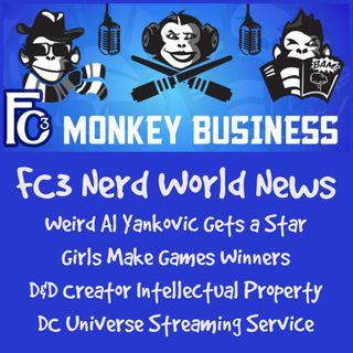 FC3 Nerd World News