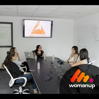 Sólo Novatas ahora es Woman Up | Powered by Asdeporte