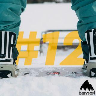 #12.3 SETUP - BURTON con Davide Tropea