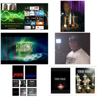 The Kevin & Nikee Show  - Celebrating Men  - Keith Vaile  - Multi Award-Winning Filmmaker,  Writer,  Director  and Cinematographer