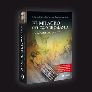 """Audiolibro Promocional de: """"El milagro del cojo de Calanda. La génesis de un mito""""."""
