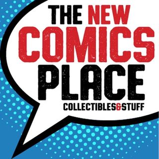 The New Comics Place #4 May The 4Th Be With You!