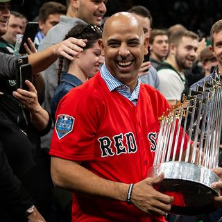 World Series Champion Red Sox Turn Focus To Offseason