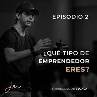 002 - ¿Qué tipo de emprendedor eres?