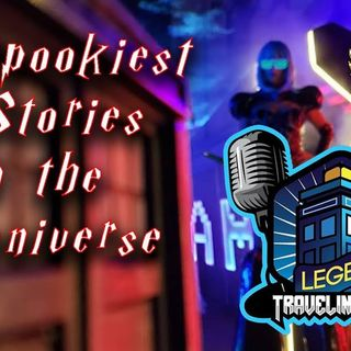 HWWS WebTV Presents The Legend of the Traveling Tardis (FULL VIDEO):  The Spookiest Doctor Who Tales