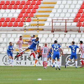 Serie B, il Vicenza in campo a Frosinone per risollevarsi