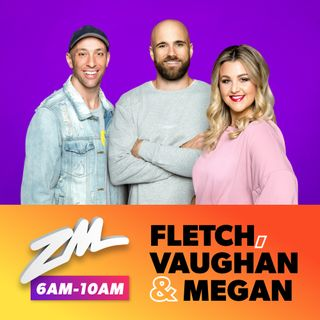 ZM's Fletch, Vaughan & Megan Podcast - March 18 2019