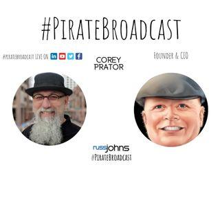 Catch Corey Prator on the PirateBroadcast