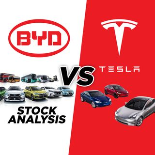 86. BYD Stock Analysis | Is BYD Closing in on Tesla?