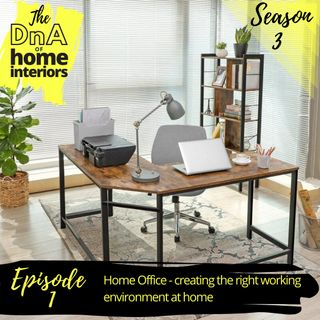 Home Office - creating the right working environment at home