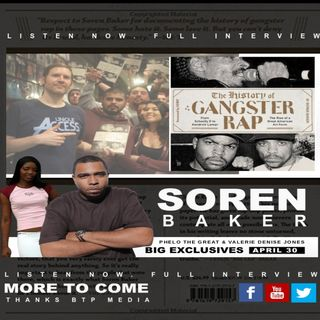SOREN BAKER ::  HISTORY OF GANGSTER RAP