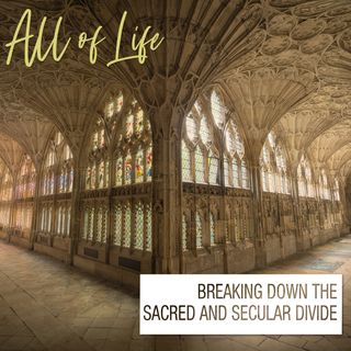 Breaking Down the Sacred and Secular Divide