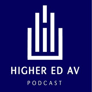 109: Frank Alaimo, Senior Audio Visual Systems Specialist, at the University of Nevada, Las Vegas