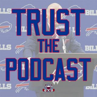 Trust The Podcast - Episode 34: Buffalo Bills vs. Jacksonville Jaguars
