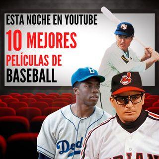 Las 10 MEJORES películas de béisbol