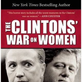 """A chat with the Co-author of the book """"Clintons' War on Women"""" Robert Morrow"""