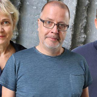 Göran Everdahl, Gabriella Ahlström och Jonathan Lindström är veckans spanare