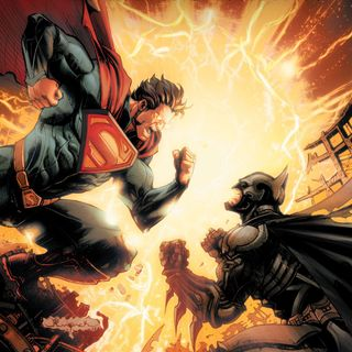 "Source Material #156 - ""Injustice"" (DC) (2013)"