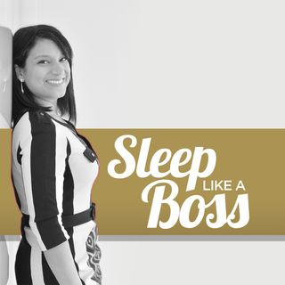 Sleep Like A Boss by Christine Hansen with Dr Bernadette Sewell