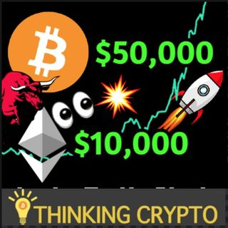 Bitcoin Hits $34K, $50K By End of January & Ethereum May Hit $1,000 Today!!