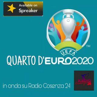 Quarto D'EURO 2020 - 21/06/2021