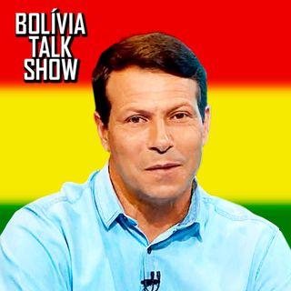 #54. Entrevista: Leonardo Gaciba - Bolívia Talk Show