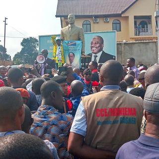 Audio : Déclaration De Soutien à Alexis Thambwe Mwamba à la présidence du Sénat