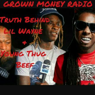 Truth Behind The Young Thug & Lil Wayne Beef